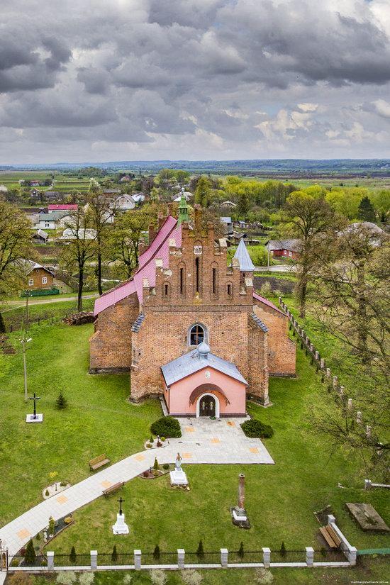 Catholic Church of St. Martin in Skelivka, Lviv region, Ukraine, photo 4
