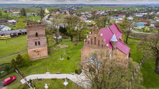 Catholic Church of St. Martin in Skelivka, Lviv region, Ukraine, photo 6