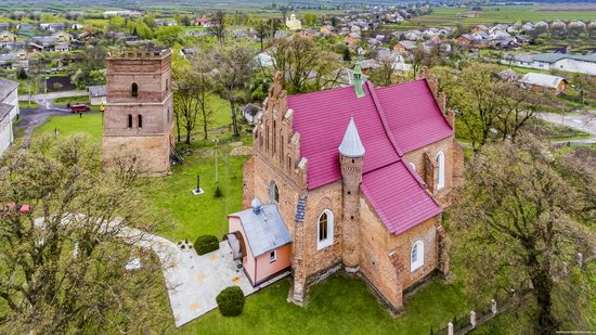 Catholic Church of St. Martin in Skelivka, Lviv region, Ukraine, photo 7