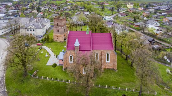 Catholic Church of St. Martin in Skelivka, Lviv region, Ukraine, photo 8