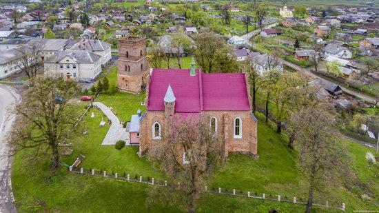 Catholic Church of St. Martin in Skelivka, Lviv region, Ukraine, photo 8