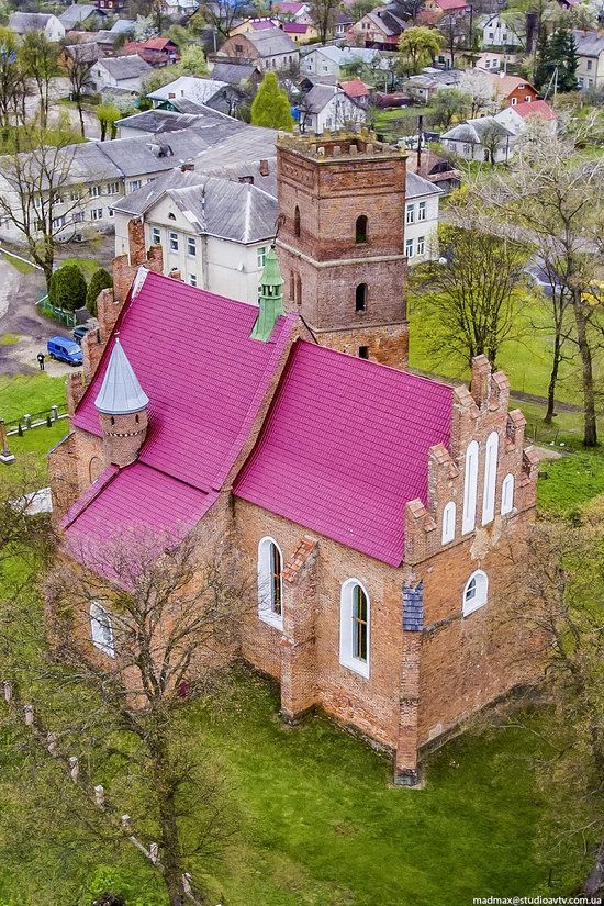 Catholic Church of St. Martin in Skelivka, Lviv region, Ukraine, photo 9