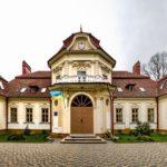 Neo-Baroque Brunicki Palace in Velykyi Lyubin