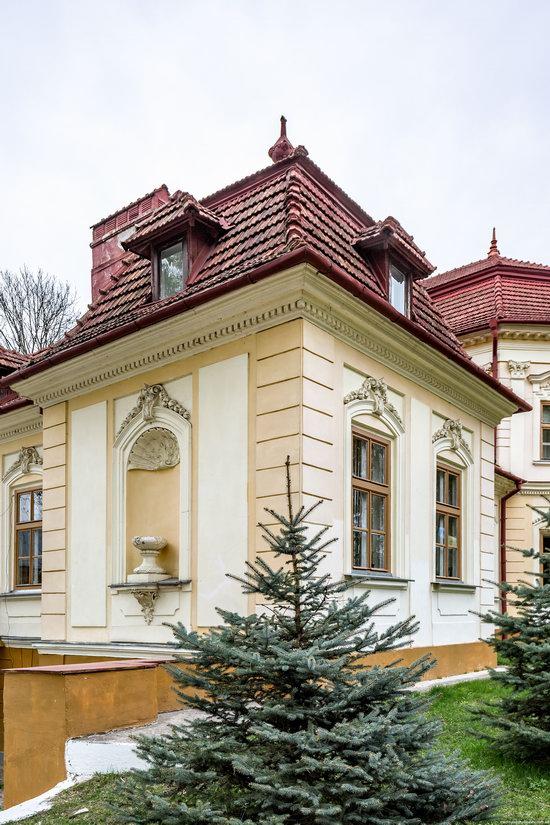 Brunicki Palace in Velykyi Lyubin, Lviv region, Ukraine, photo 10