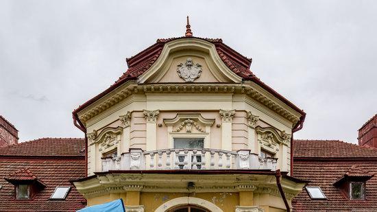 Brunicki Palace in Velykyi Lyubin, Lviv region, Ukraine, photo 12
