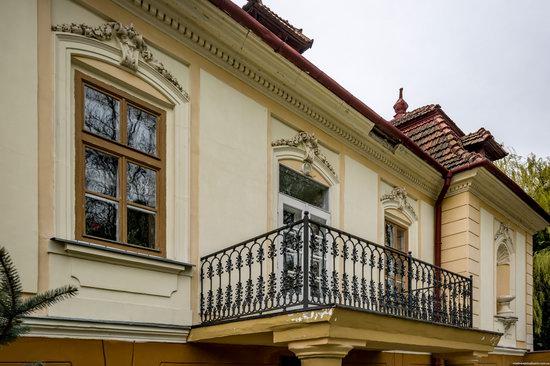 Brunicki Palace in Velykyi Lyubin, Lviv region, Ukraine, photo 14