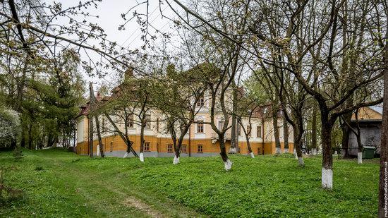 Brunicki Palace in Velykyi Lyubin, Lviv region, Ukraine, photo 15