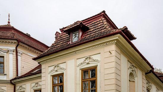 Brunicki Palace in Velykyi Lyubin, Lviv region, Ukraine, photo 7