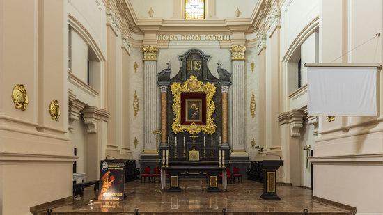 Barefoot Carmelites Monastery in Berdychiv, Ukraine, photo 21