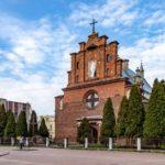 Church of the Exaltation of the Holy Cross in Horodok