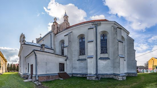 Holy Cross Church in Horodok, Lviv region, Ukraine, photo 10