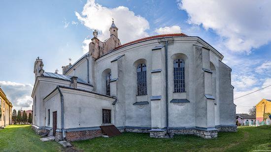 Holy Cross Church in Horodok, Lviv region, Ukraine, photo 10