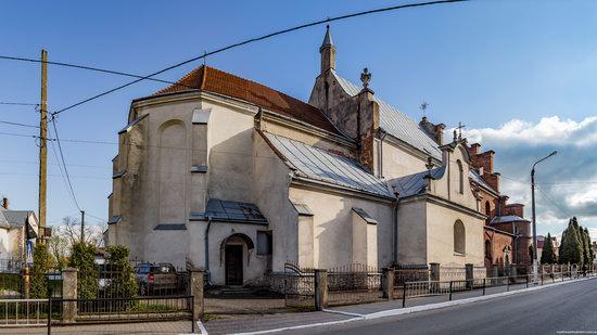 Holy Cross Church in Horodok, Lviv region, Ukraine, photo 11