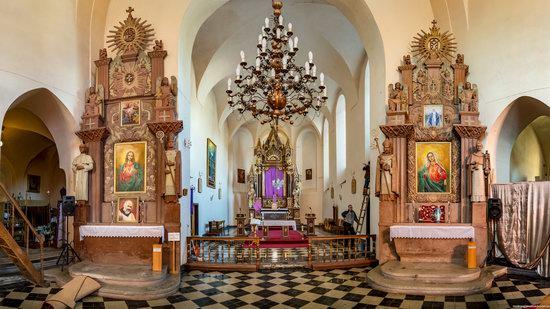 Holy Cross Church in Horodok, Lviv region, Ukraine, photo 16