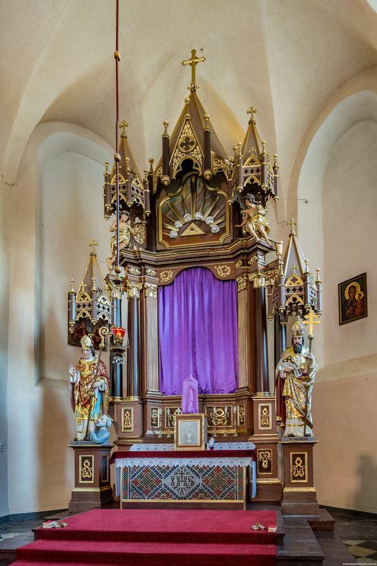 Holy Cross Church in Horodok, Lviv region, Ukraine, photo 17