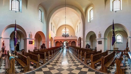Holy Cross Church in Horodok, Lviv region, Ukraine, photo 18