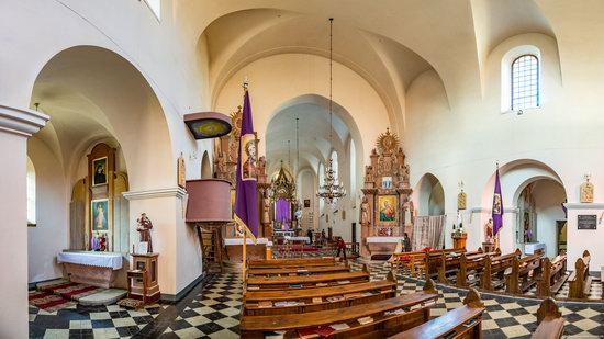 Holy Cross Church in Horodok, Lviv region, Ukraine, photo 20