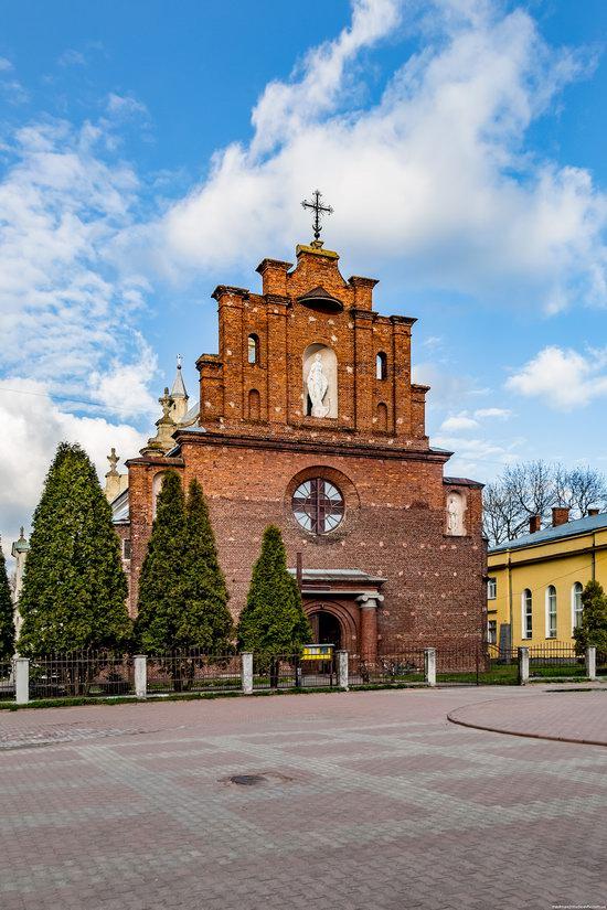 Holy Cross Church in Horodok, Lviv region, Ukraine, photo 21