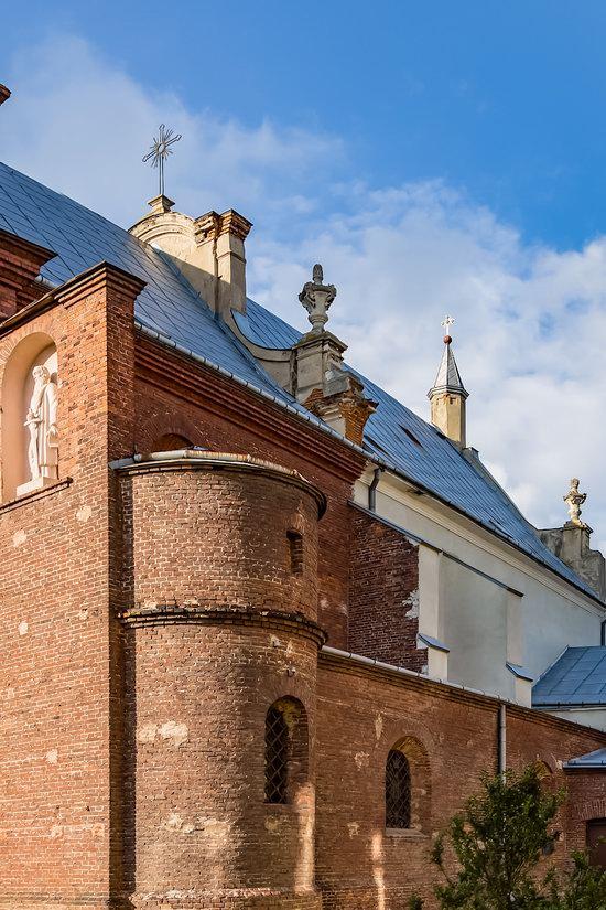 Holy Cross Church in Horodok, Lviv region, Ukraine, photo 3
