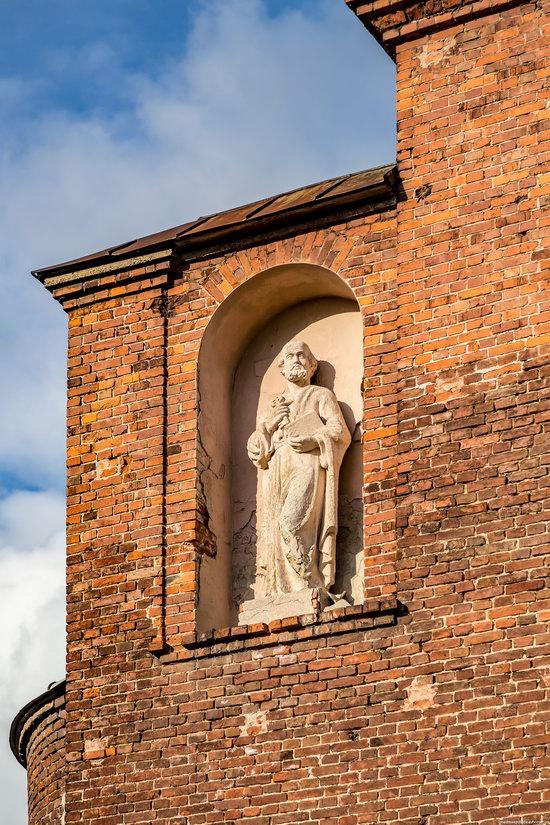Holy Cross Church in Horodok, Lviv region, Ukraine, photo 4