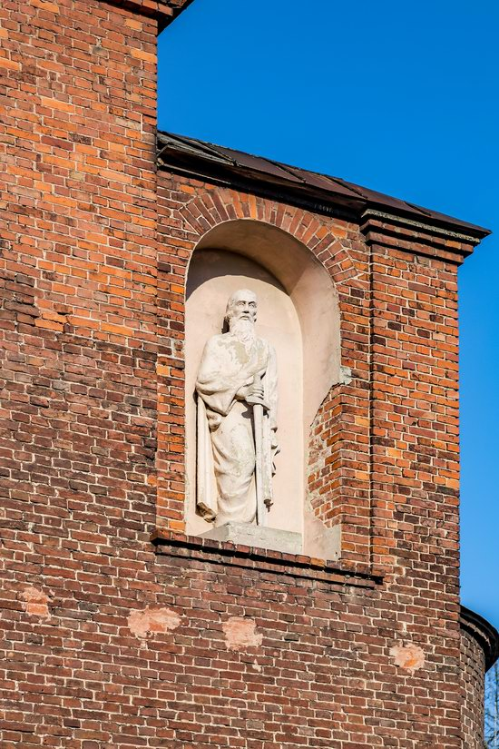 Holy Cross Church in Horodok, Lviv region, Ukraine, photo 5