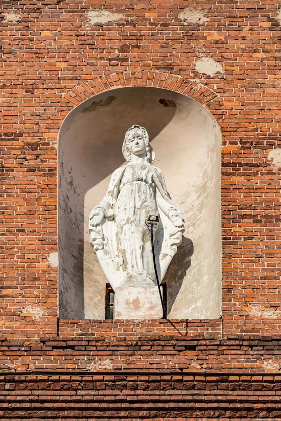 Holy Cross Church in Horodok, Lviv region, Ukraine, photo 6