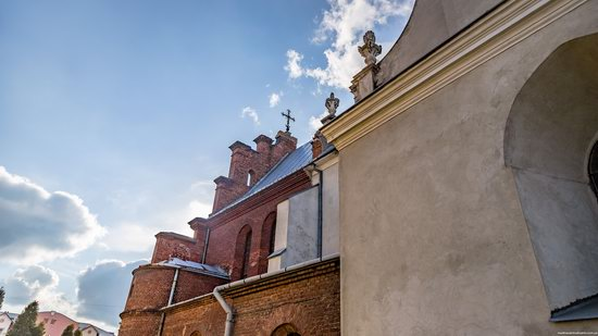 Holy Cross Church in Horodok, Lviv region, Ukraine, photo 8