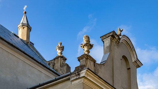 Holy Cross Church in Horodok, Lviv region, Ukraine, photo 9
