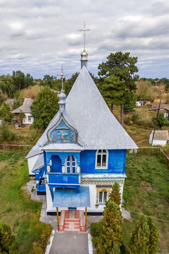 Fairytale Guest House in Bilorichytsya, Ukraine, photo 14