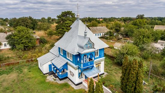 Fairytale Guest House in Bilorichytsya, Ukraine, photo 15