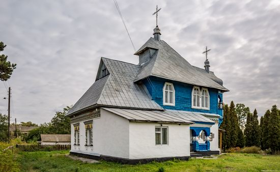 Fairytale Guest House in Bilorichytsya, Ukraine, photo 8