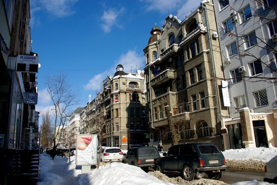 Spring in Kharkiv, Ukraine - after a heavy snowfall, photo 15