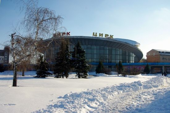 Spring in Kharkiv, Ukraine - after a heavy snowfall, photo 28