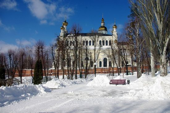 Spring in Kharkiv, Ukraine - after a heavy snowfall, photo 5