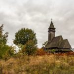 Wooden Churches St. Nicholas in Serednje Vodyane