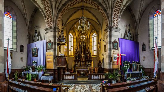 Catholic Church of St. Nicholas in Pnikut, Ukraine, photo 10