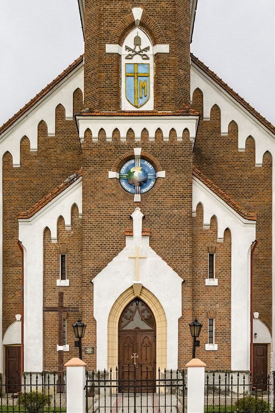 Catholic Church of St. Nicholas in Pnikut, Ukraine, photo 8