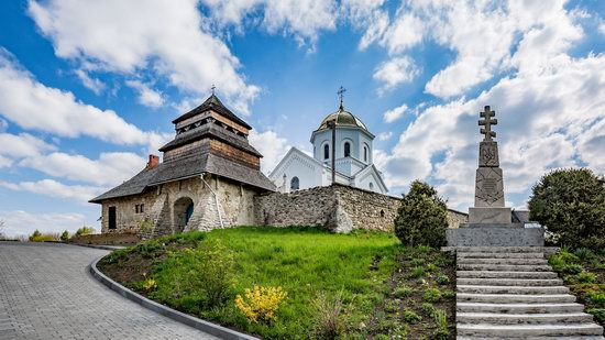 Nativity Church in Shchyrets, Lviv region, Ukraine, photo 1
