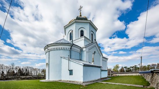 Nativity Church in Shchyrets, Lviv region, Ukraine, photo 15