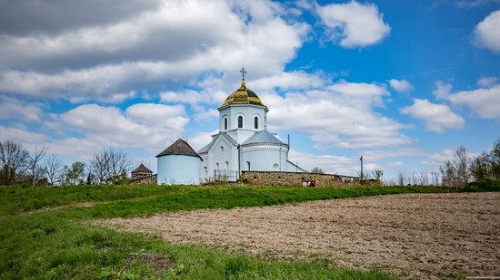 Nativity Church in Shchyrets, Lviv region, Ukraine, photo 2