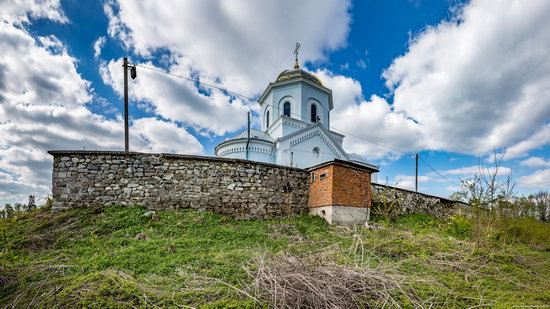 Nativity Church in Shchyrets, Lviv region, Ukraine, photo 6
