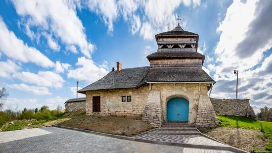 Nativity Church in Shchyrets, Lviv region, Ukraine, photo 9