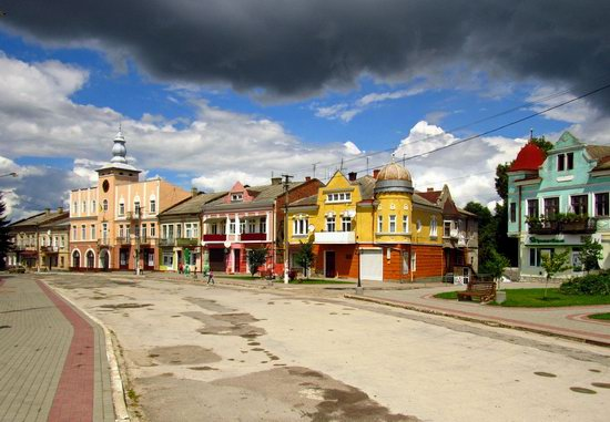 Pidhaitsi town, Ternopil region, Ukraine, photo 1
