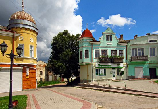 Pidhaitsi town, Ternopil region, Ukraine, photo 2