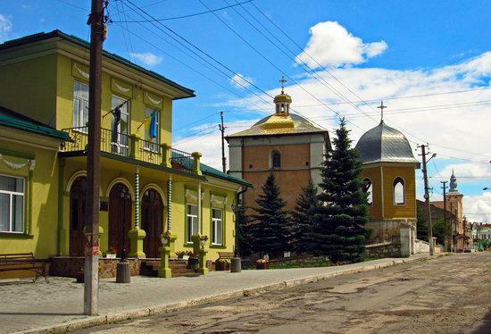Pidhaitsi town, Ternopil region, Ukraine, photo 7