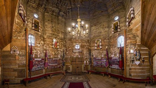 St. Nicholas Church in Kamianka-Buzka, Lviv region, Ukraine, photo 13