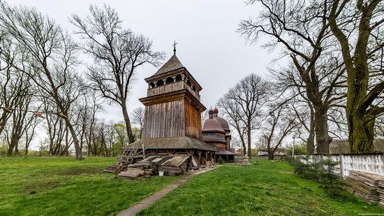 St. Nicholas Church in Kamianka-Buzka, Lviv region, Ukraine, photo 3