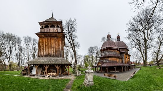 St. Nicholas Church in Kamianka-Buzka, Lviv region, Ukraine, photo 4