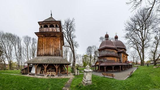 St. Nicholas Church in Kamianka-Buzka, Lviv region, Ukraine, photo 4