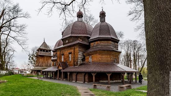 St. Nicholas Church in Kamianka-Buzka, Lviv region, Ukraine, photo 7